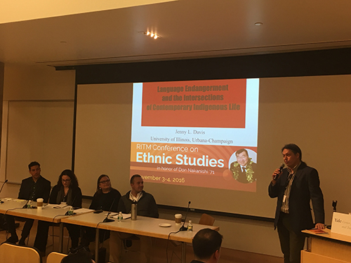 Conference celebrates Yale's leadership in ethnic studies