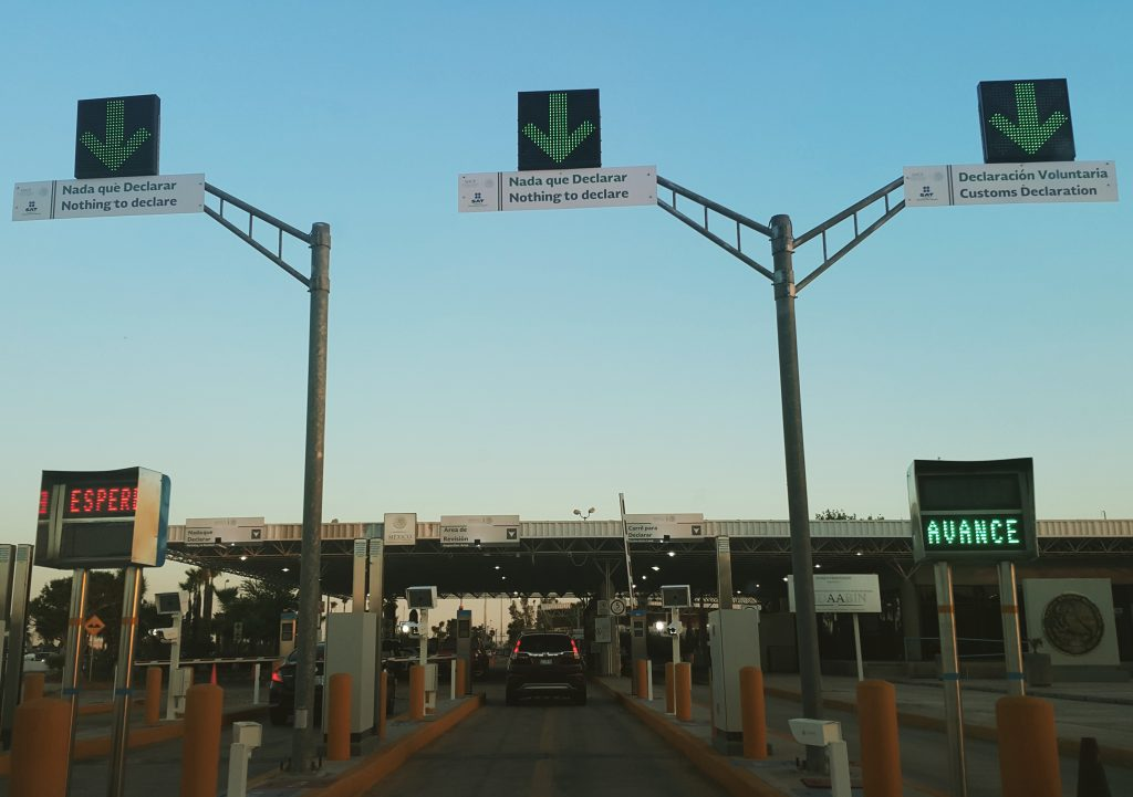 Fieldwork and Everyday Life at the U.S.-Mexico Border