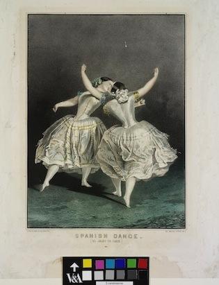 'Spanish Dance. (El Jaleo de Cadix.)'