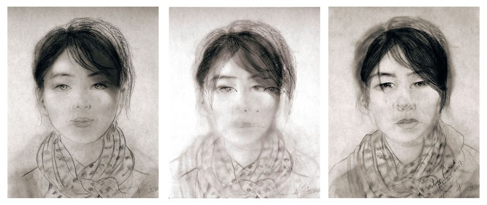Nikki S. Lee, Layers, Istanbul 1, 2, 3, 2007