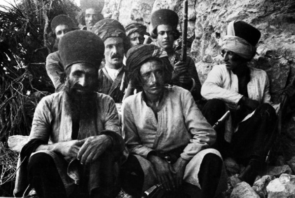 Historic Luri Men