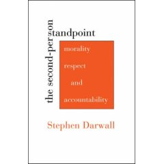 The second-person standpoint