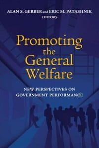 book cover image: Promoting the General Welfare