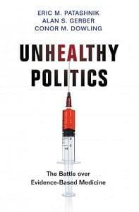 book cover image: Unhealthy Politics