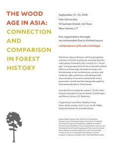 Wood Age in Asia details