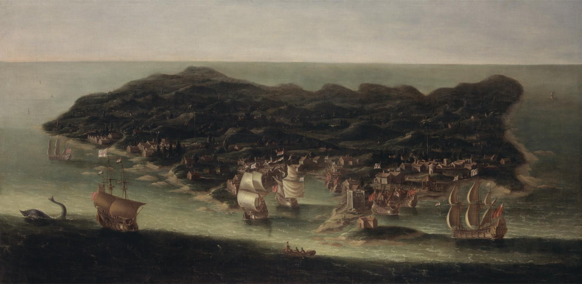Isaac Sailmaker, ca. 1633-1721. The Island of Barbados. 1694.