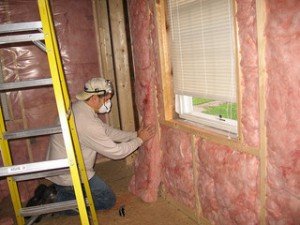 Home energy audits are an excellent way to ensure that homes are saving as much energy as possible. Poor insulation is often a major cause of energy leakage and high energy bills. Photo courtesy of the Better Business Bureau - Flicker.