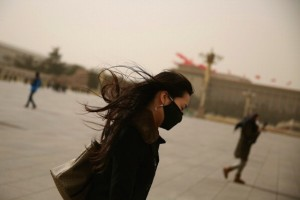 Sandstorm Attacks Beijing