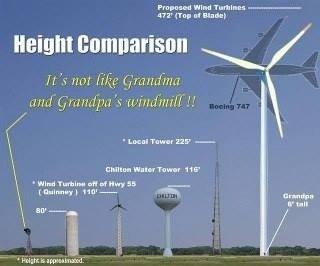gma and gpa windmill