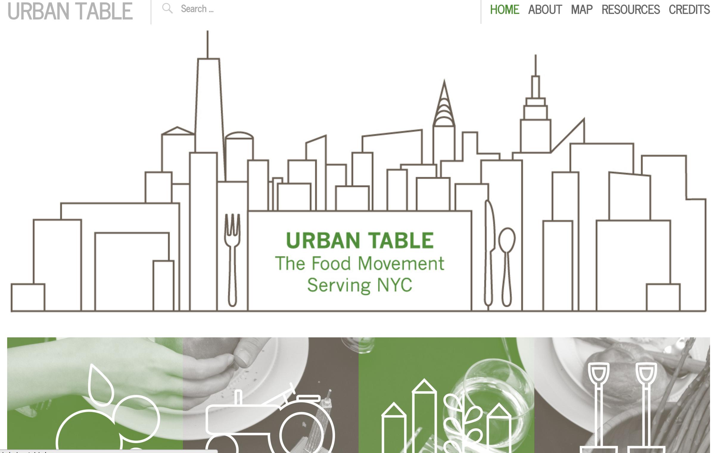 UrbanTable