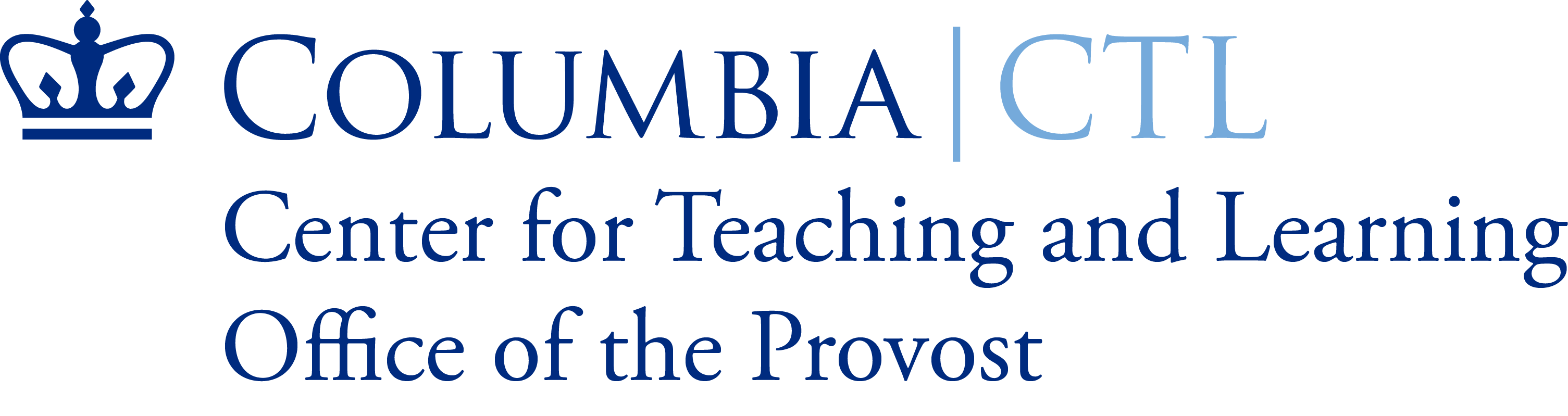 The Columbia Center for Teaching and Learning