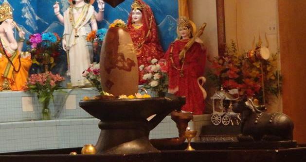Shiva Mandir Hinduism Here