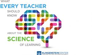 science of learning banner
