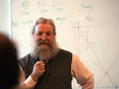 Professor David Helfand