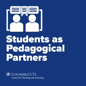 Students as Pedagogical Partners logo