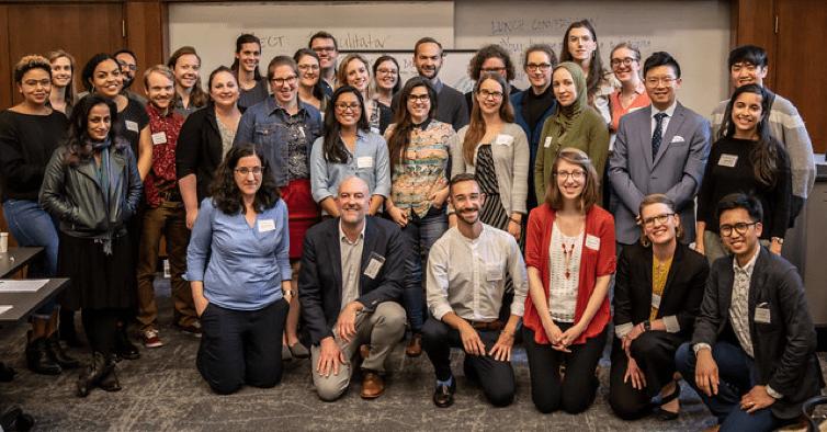 Teaching Transformations Summit, Columbia University 2019