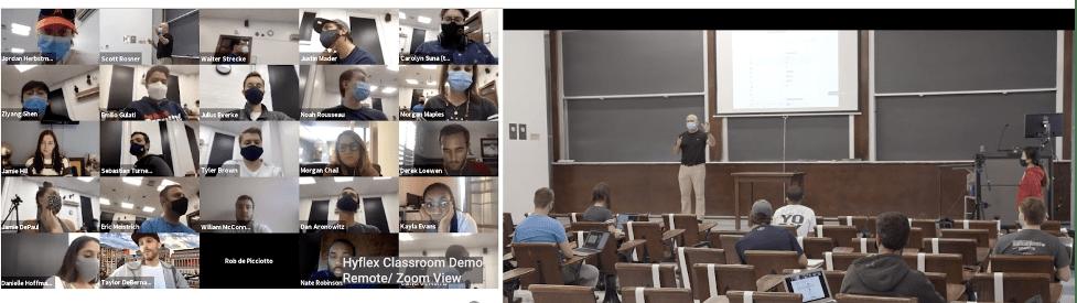 HyFlex class in SPS: lecture