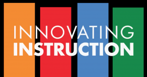 innovation instruction banner