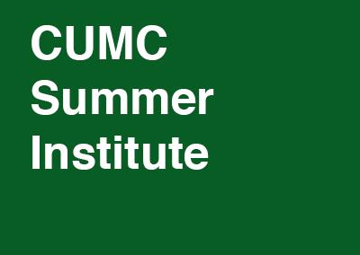 CUMC Summer Institute