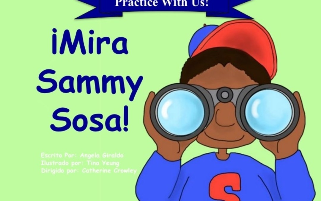 Libro para practicar la S – Mira Sammy Sosa