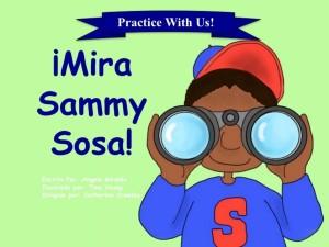 Mira Sammy Sosa Cover