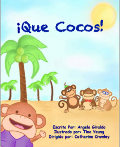 Este libro forma parte de una serie de libros hechos para niños con el paladar hendido reparado. This book is part of a series of Spanish language books written for children with repaired cleft palate.