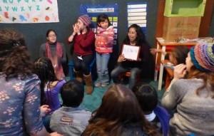 Bolivia Classroom
