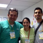 Picture of SLP Diana Acevedo with Cleft Palate Surgeons