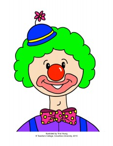 Cleft Palate Clown page 1
