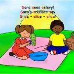 Picture of Sara and Zane Book