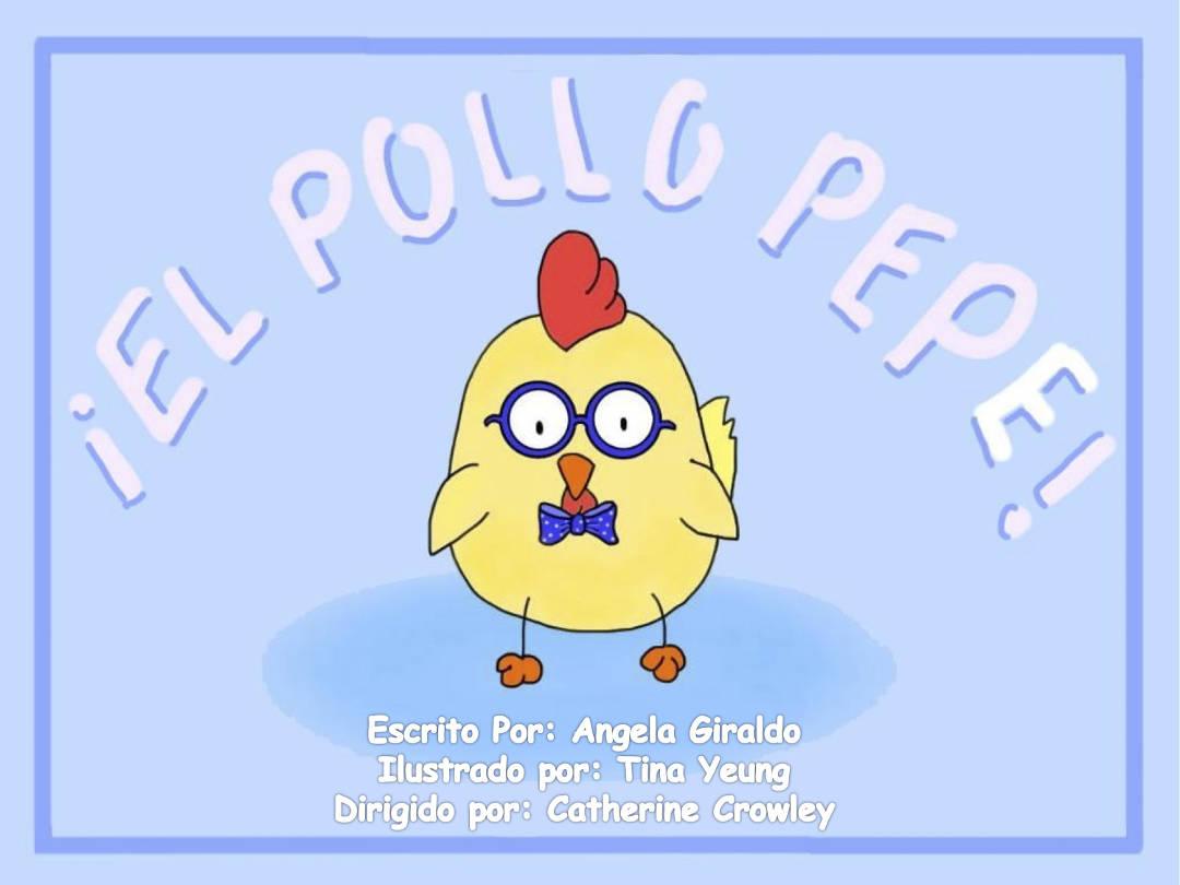 Cover of El Pollo Pepe Book