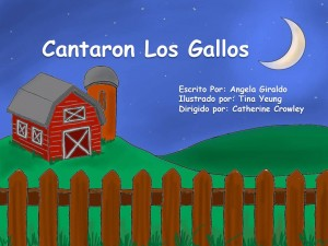 Cover of Cantaron Los Gallos