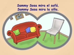 Picture of Sammy Sosa Book