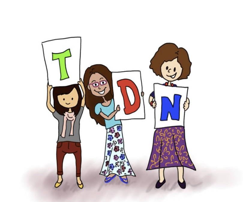 Libro para practicar la T, D, N – Practiquen con Nosotros
