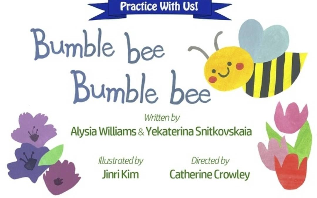 (English) Cleft Palate Practice for B and P – Bumble Bee