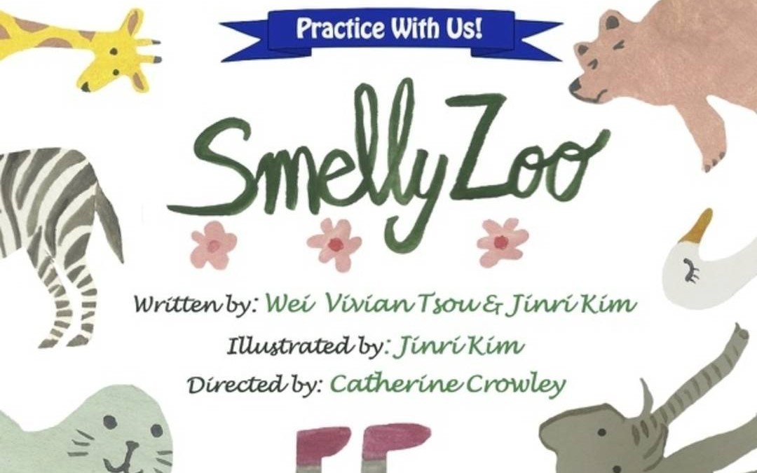 (English) Cleft Palate Practice for S and Z – Smelly Zoo