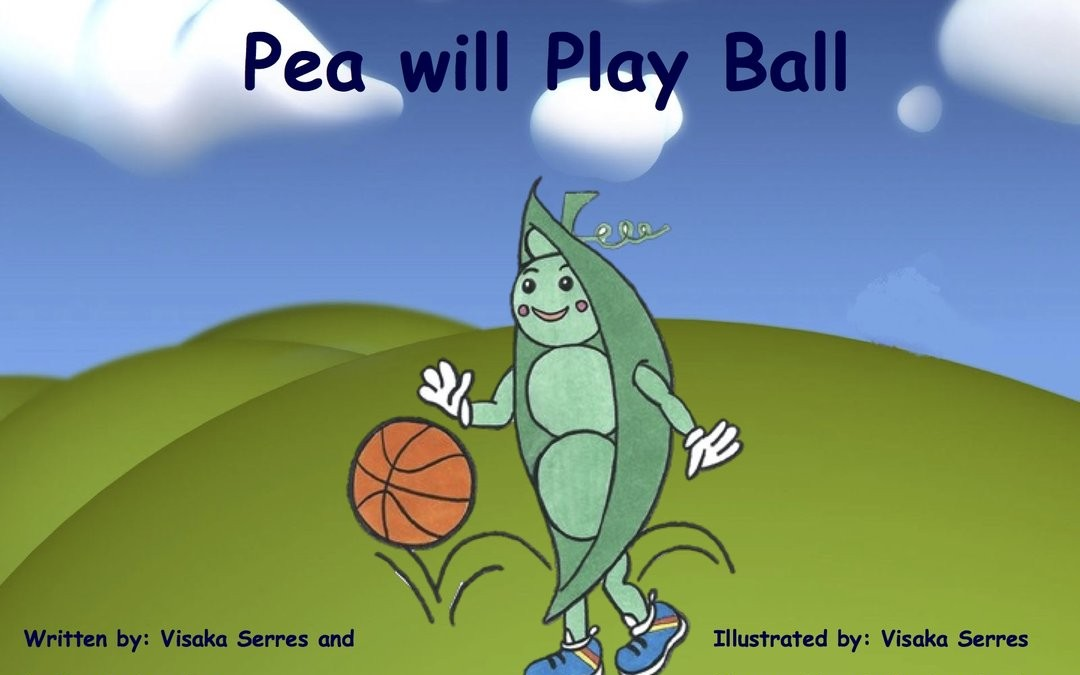 Cover of Pea Will Play Ball