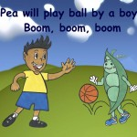 Pea Will Play Ball Page 10