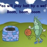 Pea Will Play Ball Page 3