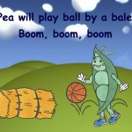 Pea Will Play Ball Page 4