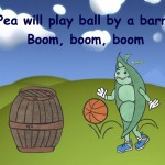 Pea Will Play Ball Page 5