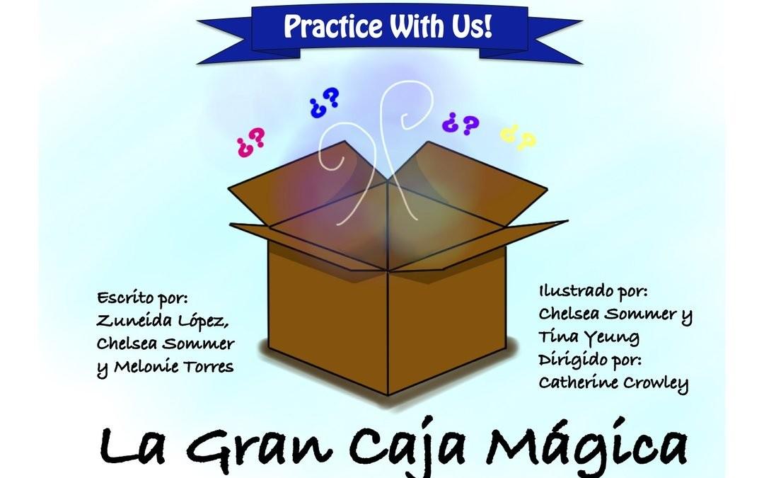 Libro para practicar la K y G – La Gran Caja Mágica