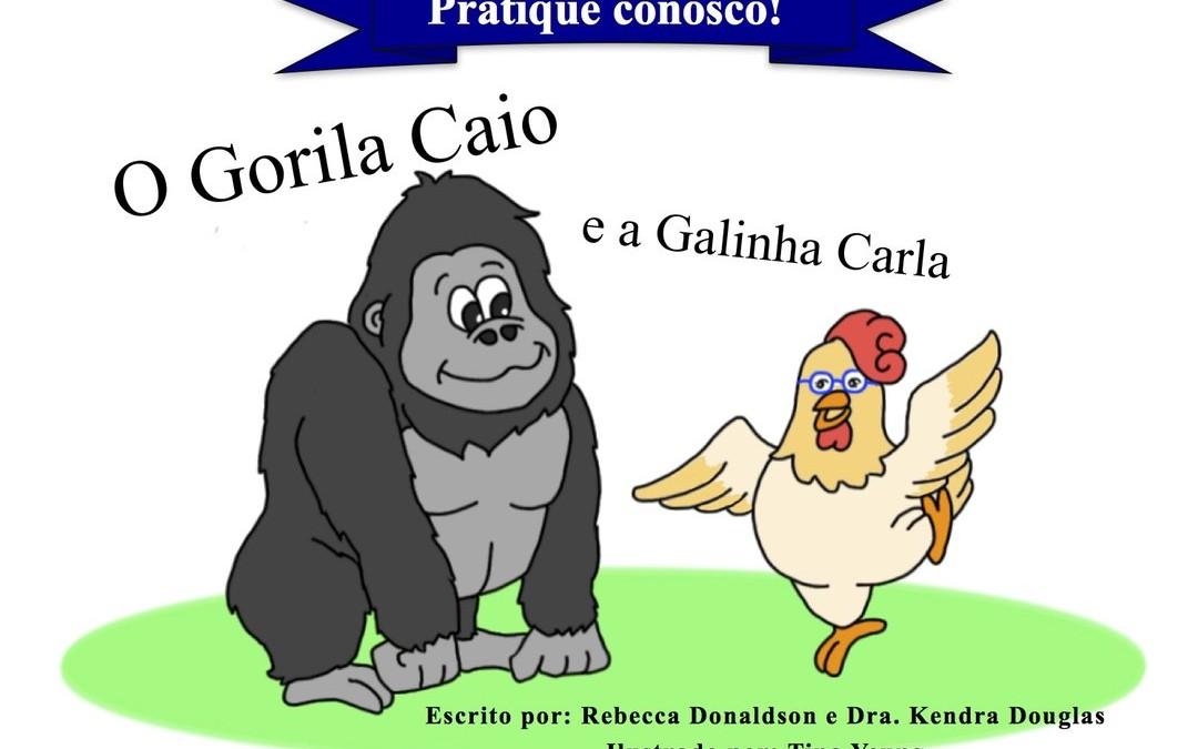 (Portuguese) Cleft Palate Practice for K & G – Caio e Carla