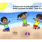 Paulo Na Praia Page 10