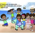 Paulo Na Praia Page 13