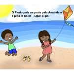 Paulo Na Praia Page 2