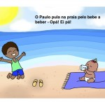Paulo Na Praia Page 5