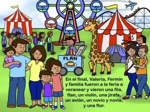Fueron a la Feria Page 9