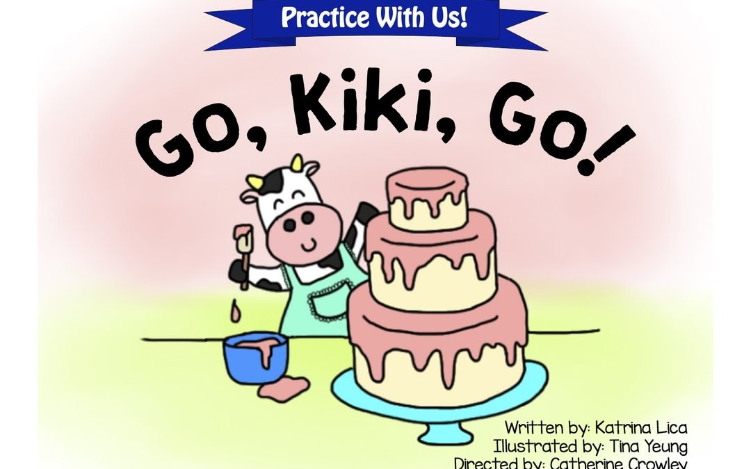 (English) Cleft Palate Practice for K & G – Go, Kiki, Go!