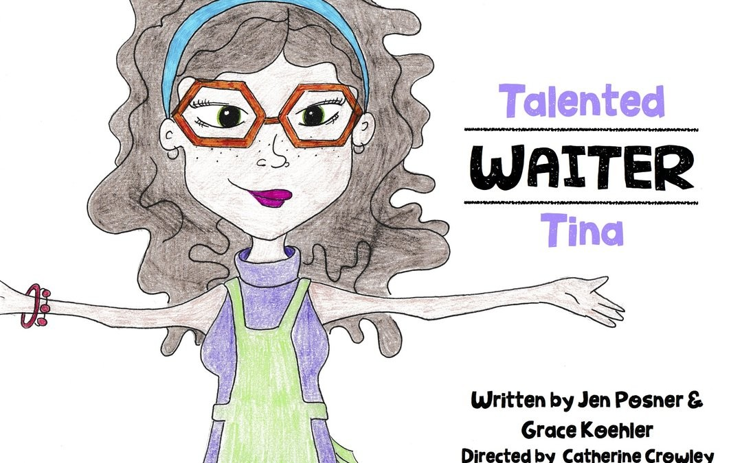 (English) Cleft Palate Practice for T and D – Talented Waiter Tina